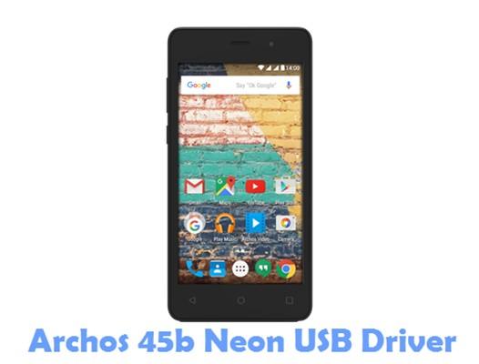 Download Archos 45b Neon USB Driver