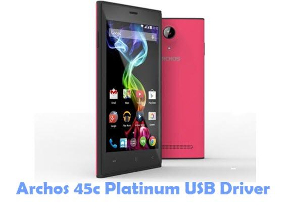 Download Archos 45c Platinum USB Driver
