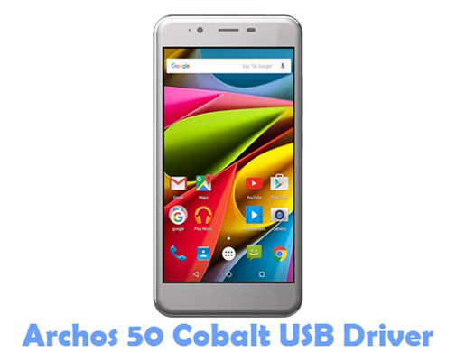 Download Archos 50 Cobalt USB Driver