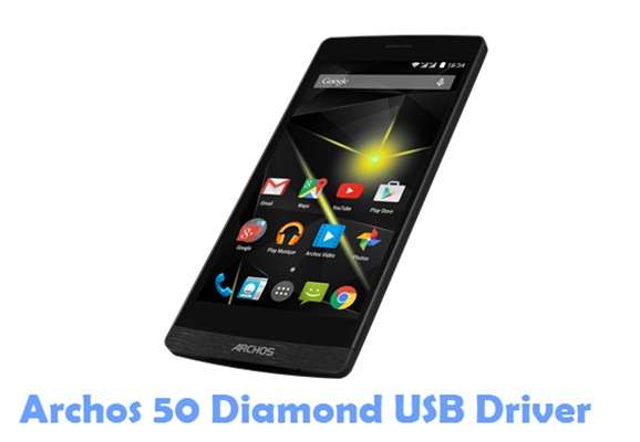 Download Archos 50 Diamond USB Driver