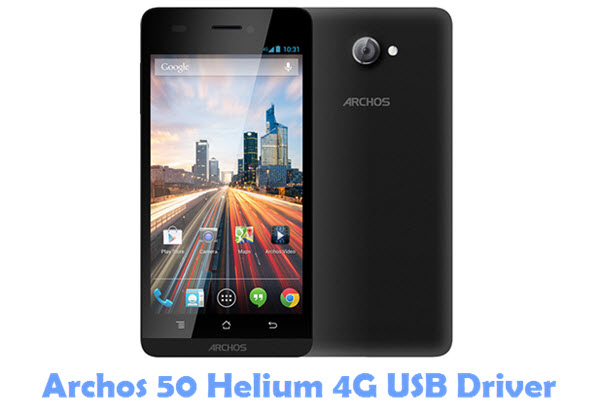 Download Archos 50 Helium 4G USB Driver