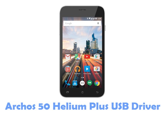 Download Archos 50 Helium Plus USB Driver