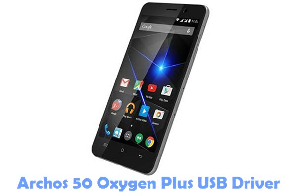 Download Archos 50 Oxygen Plus USB Driver