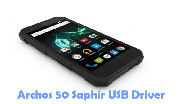 Download Archos 50 Saphir USB Driver