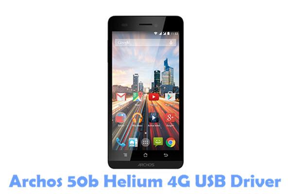 Download Archos 50b Helium 4G USB Driver