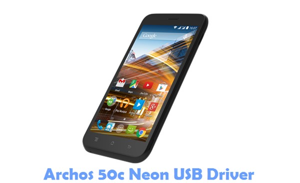 Download Archos 50c Neon USB Driver