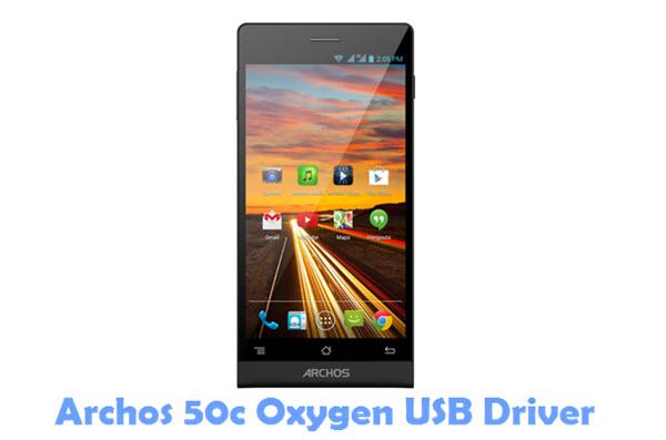 Download Archos 50c Oxygen USB Driver