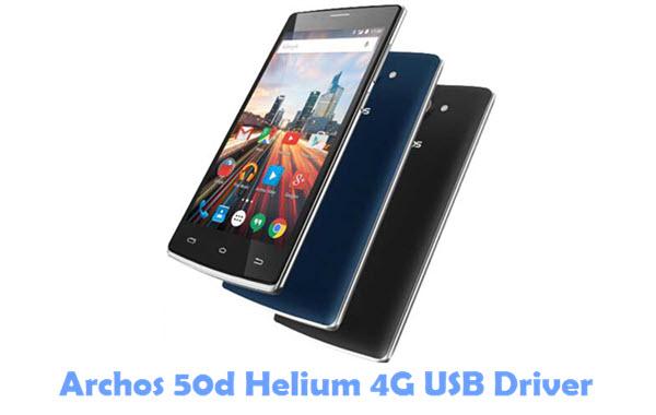 Download Archos 50d Helium 4G USB Driver