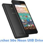 Archos 50e Neon USB Driver