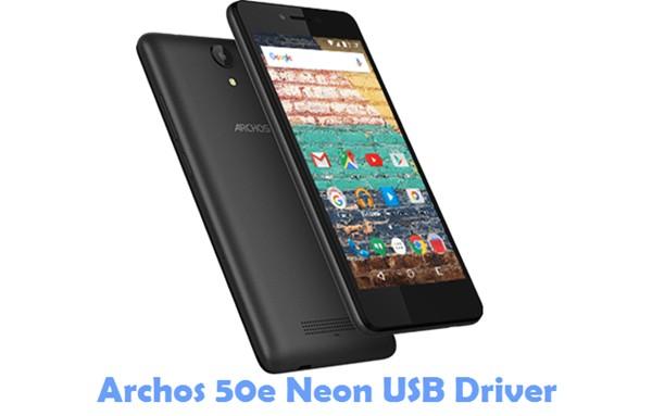 Download Archos 50e Neon USB Driver
