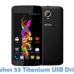 Archos 53 Titanium USB Driver