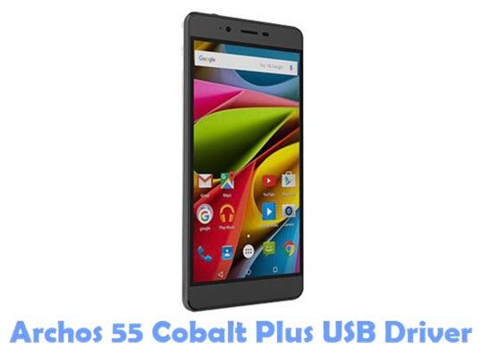 Download Archos 55 Cobalt Plus USB Driver