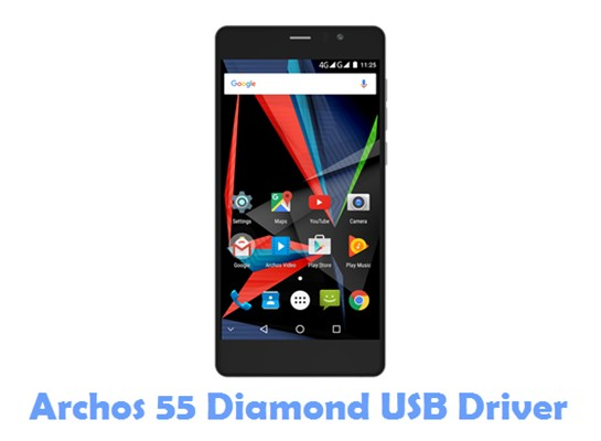 Download Archos 55 Diamond USB Driver