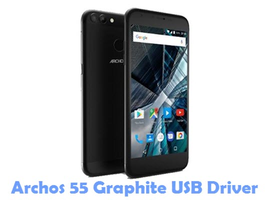 Download Archos 55 Graphite USB Driver