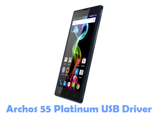 Download Archos 55 Platinum USB Driver