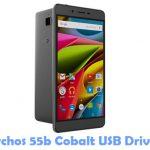 Archos 55b Cobalt USB Driver
