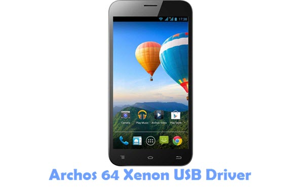 Download Archos 64 Xenon USB Driver