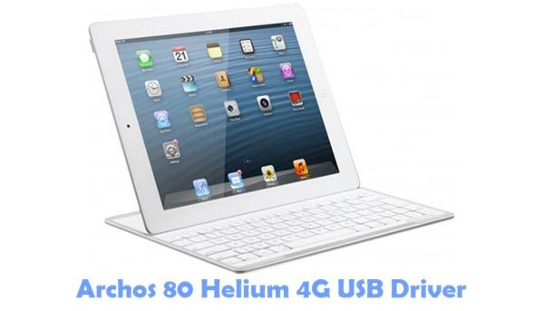 Download Archos 80 Helium 4G USB Driver
