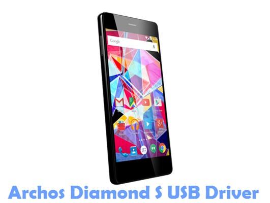 Download Archos Diamond S USB Driver