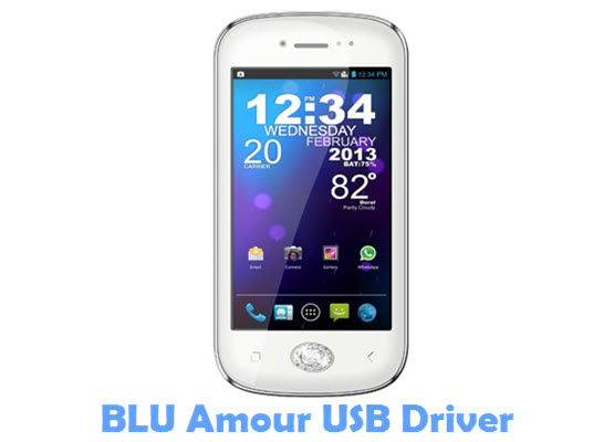 Download BLU Amour USB Driver