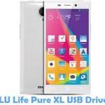 BLU Life Pure XL USB Driver