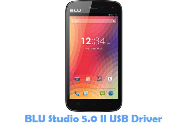 Download BLU Studio 5.0 II USB Driver