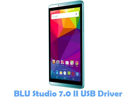 Download BLU Studio 7.0 II USB Driver