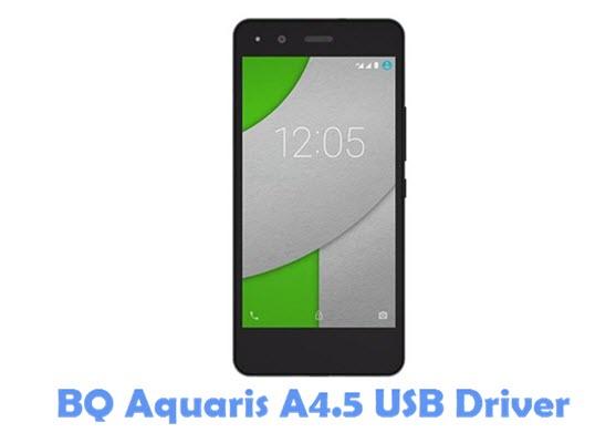 Download BQ Aquaris A4.5 Firmware