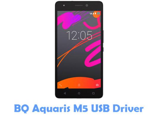 Download BQ Aquaris M5 USB Driver