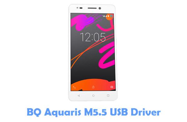 Download BQ Aquaris M5.5 USB Driver