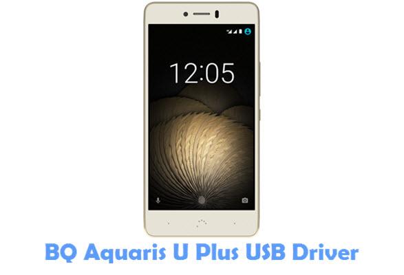 Download BQ Aquaris U Plus USB Driver