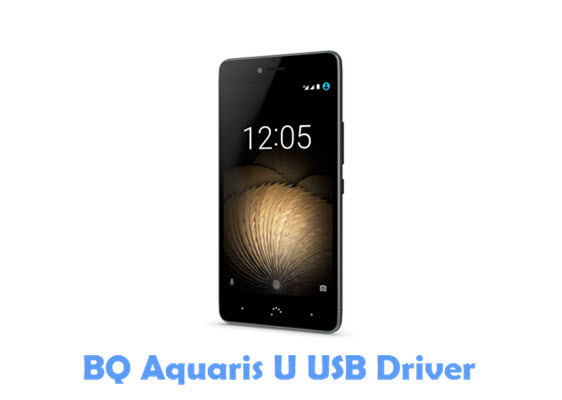 Download BQ Aquaris U USB Driver