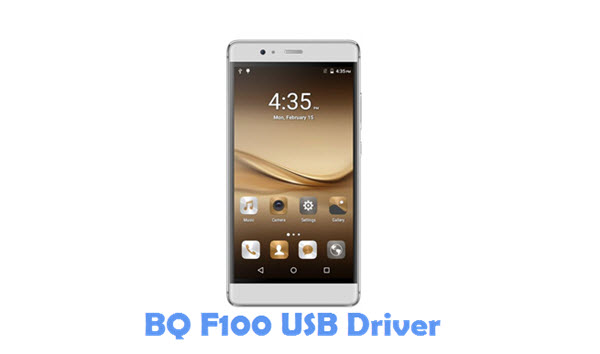 Download BQ F100 USB Driver