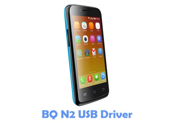 Download BQ N2 USB Driver