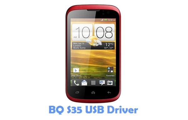 Download BQ S35 USB Driver
