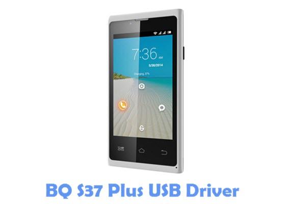 Download BQ S37 Plus USB Driver