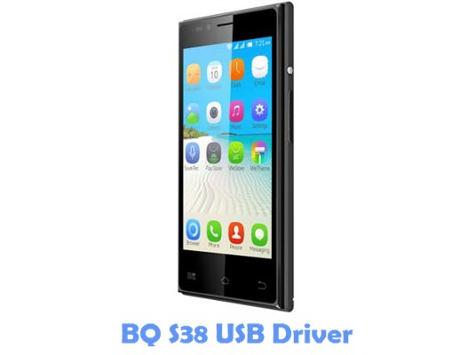 Download BQ S38 Firmware