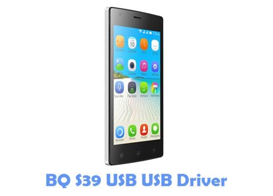 Download BQ S39 USB Firmware