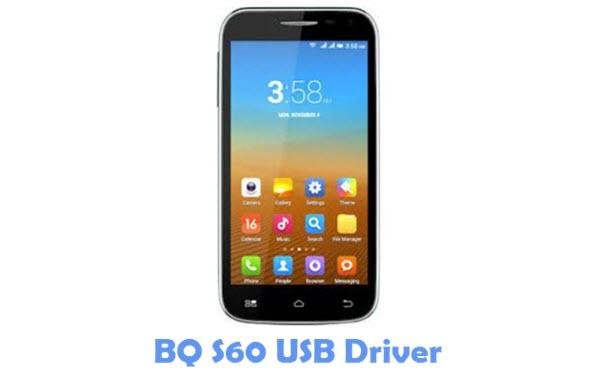 Download BQ S60 Firmware