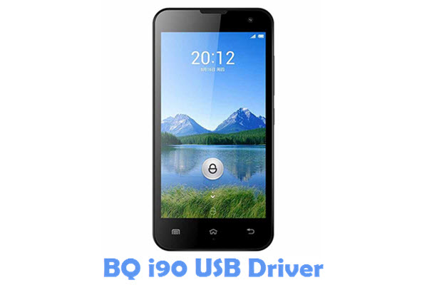 Download BQ i90 USB Driver