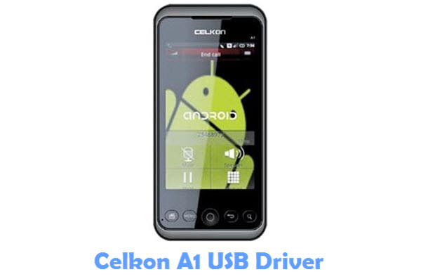 Download Celkon A1 USB Driver