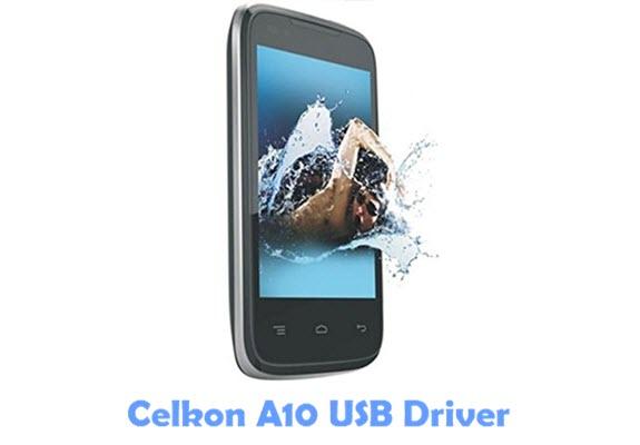 Download Celkon A10 USB Driver