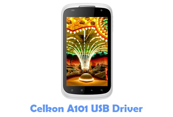 Download Celkon A101 USB Driver