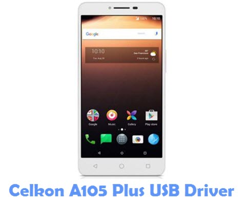 Download Celkon A105 Plus USB Driver