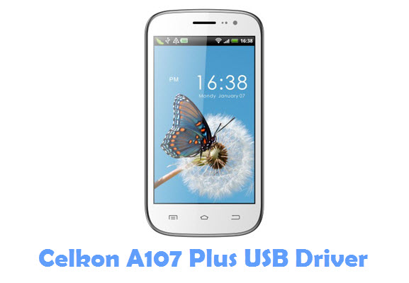Download Celkon A107 Plus USB Driver