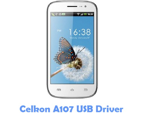 Download Celkon A107 USB Driver