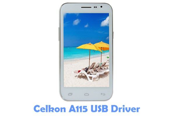 Download Celkon A115 USB Driver
