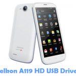Celkon A119 HD USB Driver