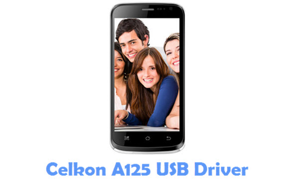 Download Celkon A125 USB Driver