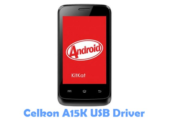 Download Celkon A15K USB Driver